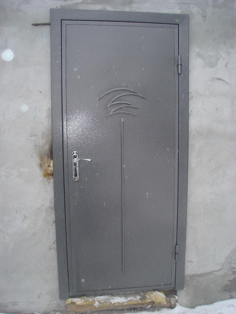 Входная дверь в дом 16