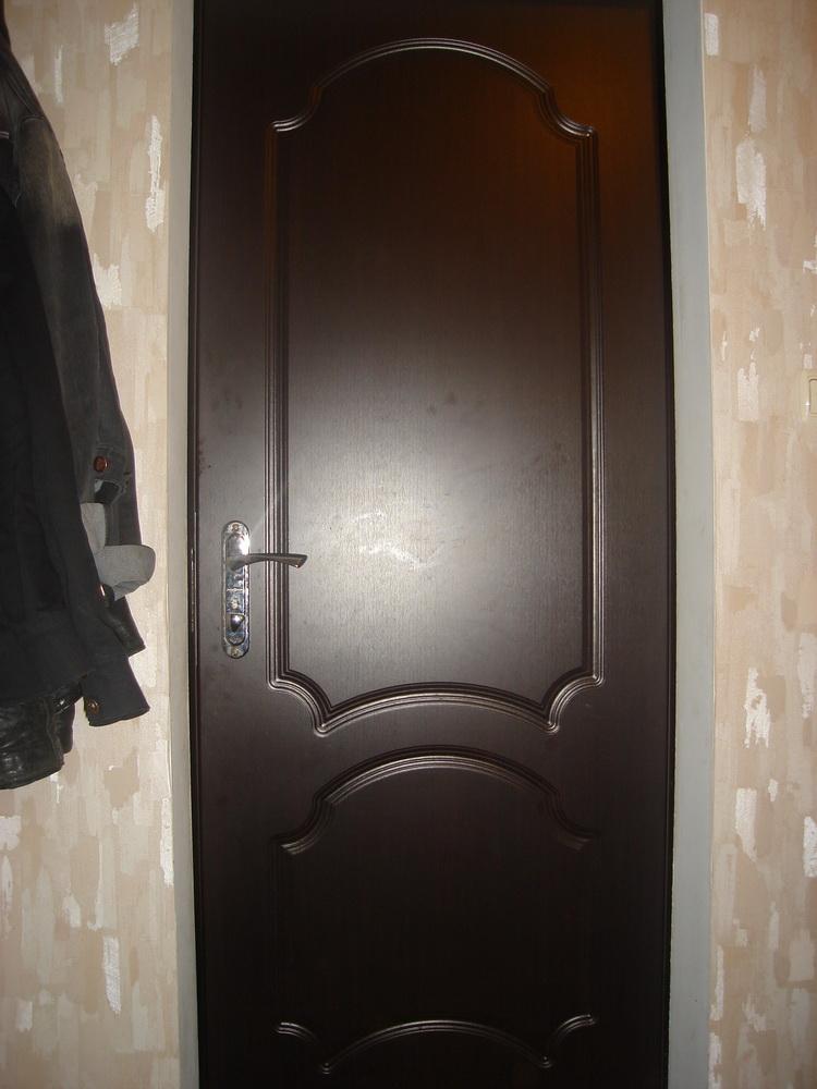 Входная дверь в дом 6