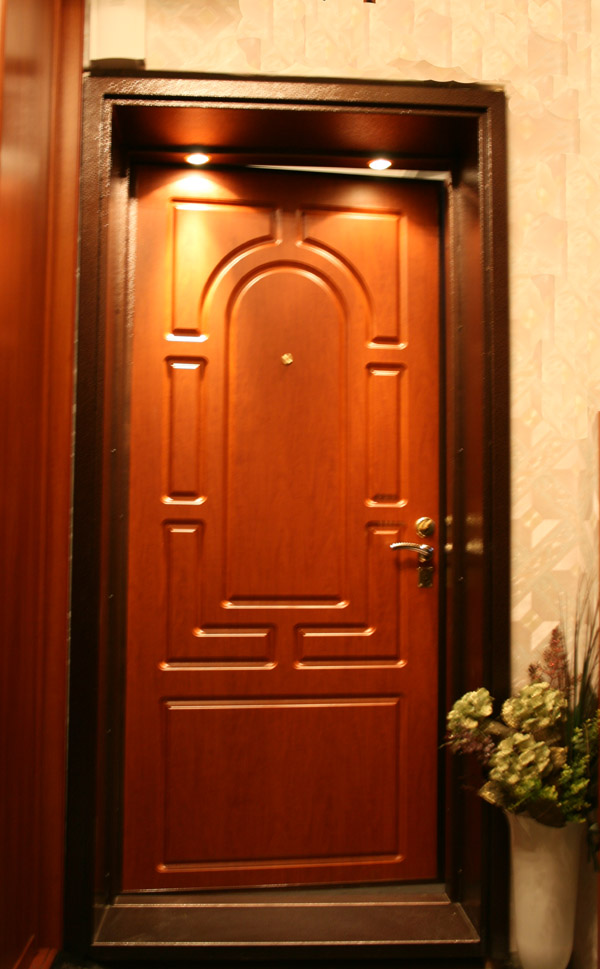 Входная дверь в квартиру 3