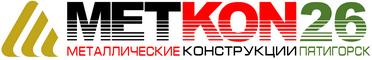 MetKon26.ru Logo